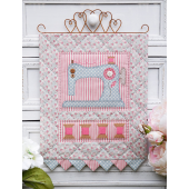 Thread n Sew - Wall hanging by Sally Giblin, The Rivendale Collection Sewing Buddies Australia