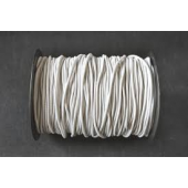 5 metres x 2mm Round Superior Quality Elastic White or Black Sewing Buddies Australia