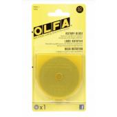Olfa 60mm Rotary Blades x 1 Sewing Buddies Australia