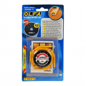 Olfa Chenille (slash) Cutter 60 mm Cuts multiple Layers - Sewing Buddies Australia