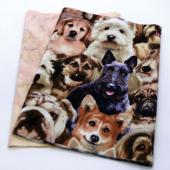 Puppies Mask Kit - Sewing Buddies Australia