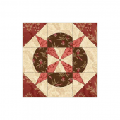 Black Forest Patchwork Template - Matilda's Own