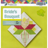 Brides Bouquet Patchwork Template - Matilda's Own Sewing Buddies Australia