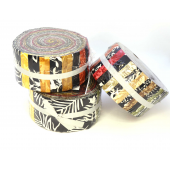 Bush Tucker Colour Wheel aka Jelly Roll Sewing Buddies Australia