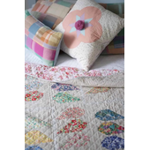 Espalier Quilt Pattern by Wife Made Designs