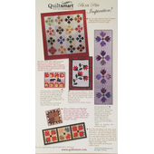 Bear Paw - Classic Pack by Quiltsmart - Printed Interfacing Pattern - SEE VIDEO