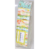 Summer Garden Rainbow aka Jelly Roll Sewing Buddies Australia