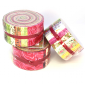 Native Gems Colour Wheel aka Jelly Roll Sewing Buddies Australia