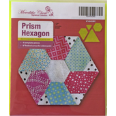Prism Hexagon Patchwork - Meredithe Clark Signature Collection Sewing Buddies Australia