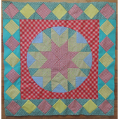 Rocks and Whetstones Patchwork Template Meredithe Clark Signature Collection