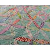 Orange and Lemons Patchwork Template Meredithe Clark Signature Collection