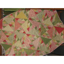 Birds In The Air Quilt - by Zoe Clifton Sewing Buddies Australia