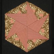 Hexagon Template Kit 02 by Zoe Clifton Sewing Buddies Australia