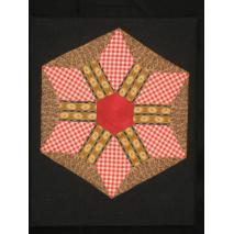 Hexagon Template Kit 06 by Zoe Clifton Sewing Buddies Australia