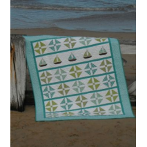 Sleepy Sails Quilt - by Zoe Clifton Sewing Buddies Australia