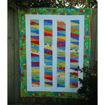 Slip Slidin' Away Quilt Pattern by Zoe Clifton Sewing Buddies Australia
