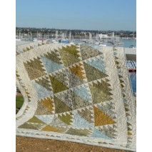 Smooth Sailing Quilt - by Zoe Clifton Sewing Buddies Australia