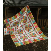 Woodland Daisies Quilt - by Zoe Clifton Sewing Buddies Australia