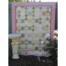 Serenity Quilt - by Zoe Clifton Sewing Buddies Australia