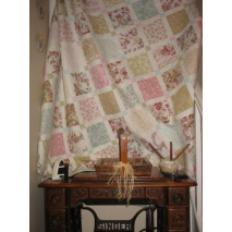 Sumptuous Squares Quilt - by Zoe Clifton Sewing Buddies Australia
