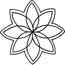 Petal Star #30331 Sewing Buddies Australia