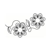 Kloster Flower #30554 Sewing Buddies Australia