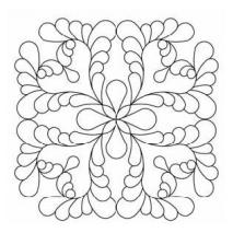 Beau-Feather #30591 Sewing Buddies Australia