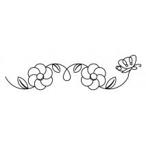 Spring Has Sprung Border #30598 Sewing Buddies Australia