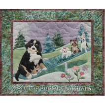 Teeter Tot - Pattern 3 Dog Park Complete Pattern Set by McKenna Ryan
