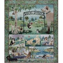 Dog Park Complete Pattern Set by McKenna Ryan Sewing Buddies Australia