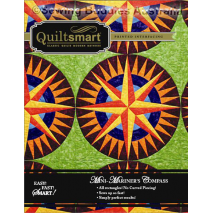 Mini Mariner's Compass Classic Pack - by Quiltsmart Sewing Buddies Australia