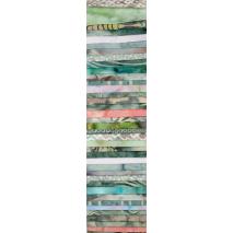 Serenity Rainbow aka Jelly Roll or Bali Pop Sewing Buddies Australia