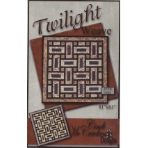 Twilight Weave - Pattern by Cindi McCracken Designs Sewing Buddies Australia