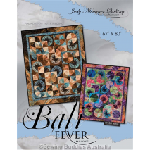 Bali Fever Quilt Pattern by Judy Niemeyer Sewing Buddies Australia