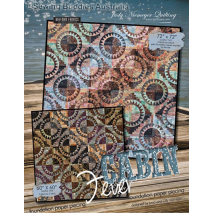 Cabin Fever Quilt Pattern by Judy Niemeyer Sewing Buddies Australia