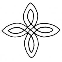 Celtic Cross #30432 Sewing Buddies Australia