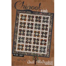 Chinook Winds - Pattern by Cindi McCracken Designs Sewing Buddies Australia