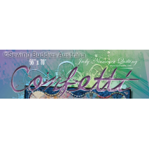 Confetti Quilt Pattern by Judy Niemeyer 3 Sewing Buddies Australia