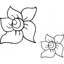 Friendly Flower #30496 Sewing Buddies Australia
