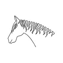 Horse Head #30488 Sewing Buddies Australia