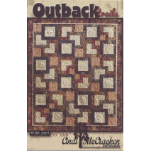 Outback Trails - Pattern by Cindi McCracken Designs Sewing Buddies Australia