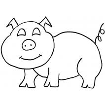 Piggy #30380 Sewing Buddies Australia