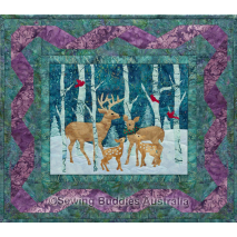 First Noel Pattern 05 Heaven and Nature Sings by McKenna Ryan