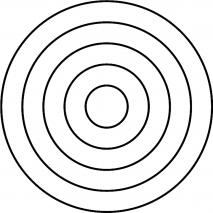 Circles #30417 Sewing Buddies Australia
