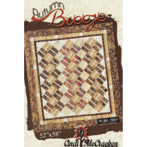 Autumn Breeze - Quilt Pattern by Cindi McCracken Designs Sewing Buddies Australia