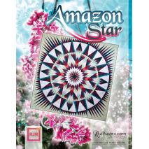 Amazon Star Pattern by Judy Niemeyer Sewing Buddies Australia