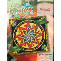 Paradise In Blooms Booklet 2