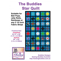 Buddies Star Quilt Pattern Sewing Buddies Australia