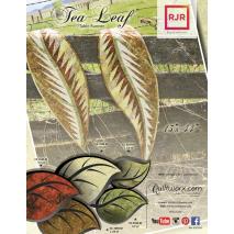 Tea Leaf Table Runner Pattern Judy Niemeyer Sewing Buddies Australia