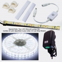 Dark Be Gone LED Under Throat Kit 3 Sewing Buddies Australia